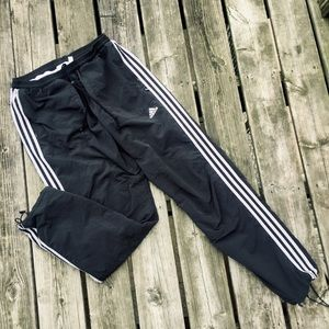 Vintage adidas track jogger sweat pants